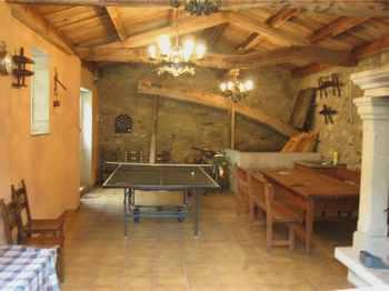 Casa rural casa de casal 39 santiago de compostela 39 a - Casas en galicia ...