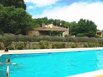 Casas rurales con piscina casas rurales en galicia for Casas con piscina en galicia